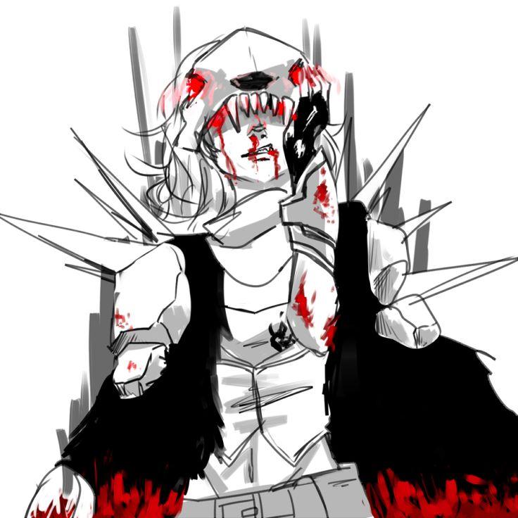 grimmdark AU doodles