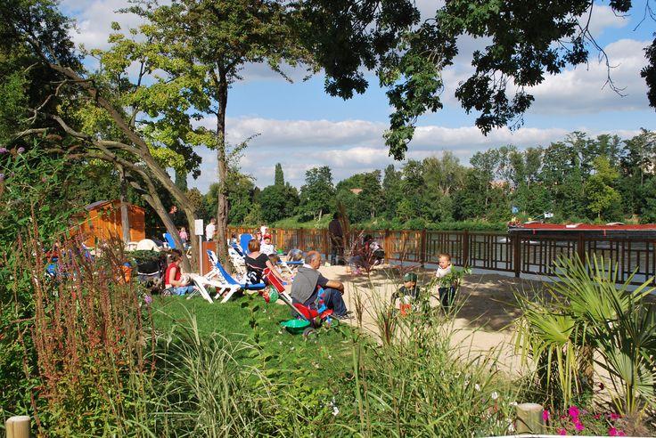 17 meilleures images propos de balades au bord de l 39 eau for Parc enfant yvelines