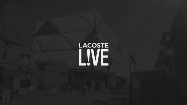 Lacoste Pop Up Store Inauguration by Messieurs. Inauguration du nouveau magasin Lacoste Live à Lausanne. Réalisation et production Messieurs.ch