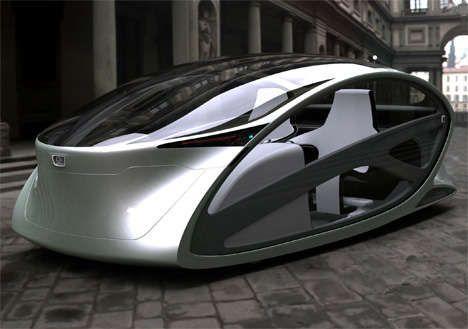 Personal Eco Cars : Moovie Personal Vehicle