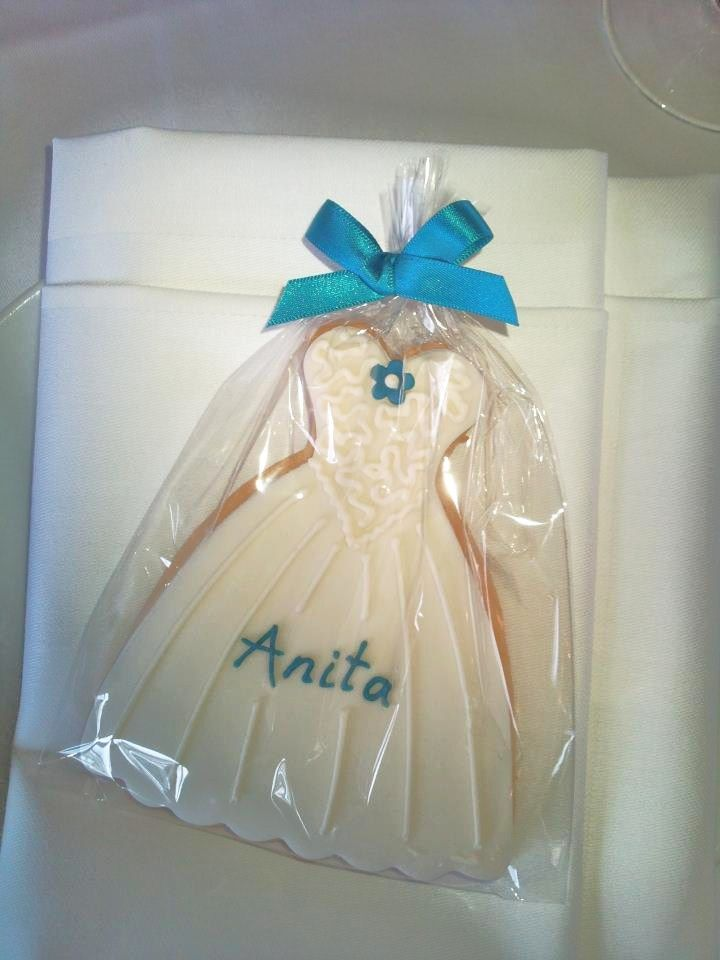Wedding Dress Favour