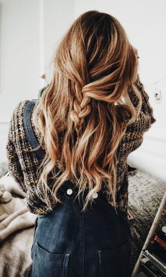 52 Einfachste Und Schönste Frisur Design Für Mittellanges