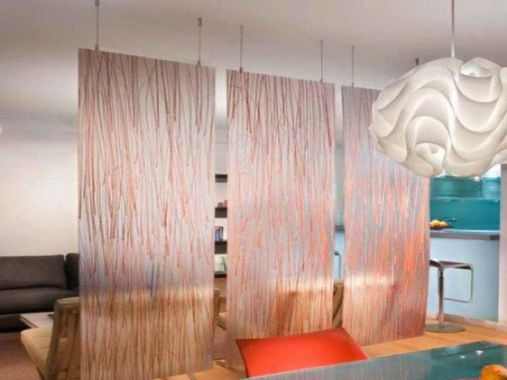 Silky Hanging Divider Design Ideas For The Modern Interior Room Design  Ideas Let's deal with diy - 62 Best Images About Green Walls & Privacy Screens On Pinterest