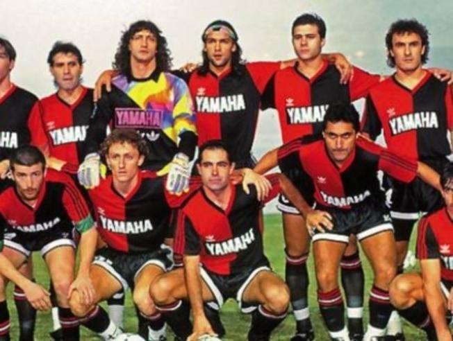 El Tata A Un Penalti De Medirse Al Barca En La Intercontinental De 1992 Newell S Old Boys Futbol Argentino