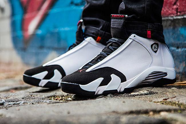 the latest e3792 8aaa0 Sneaker Central - JORDAN RETRO 14  BLACK TOE  - Foot Locker   jordanbasketball