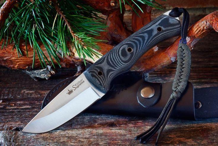 Нож KiD 440C Satin - купить в интернет магазине
