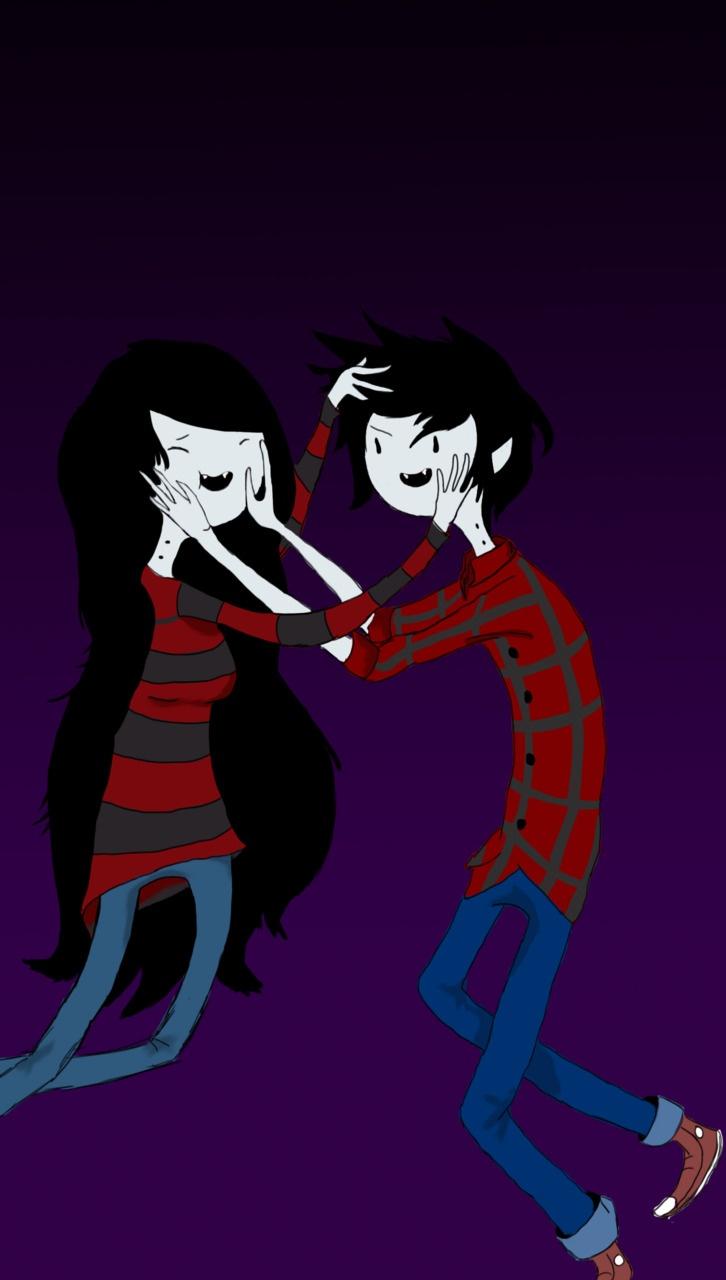 Marceline And Marshall Lee Art By Astondrew On Tumblr Ashtondrew