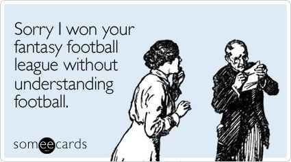 Women and fantasy football