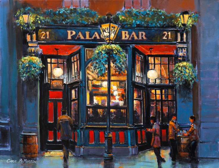 17 best images about art dublin pubs by chris mcmorrow on pinterest limited edition prints. Black Bedroom Furniture Sets. Home Design Ideas