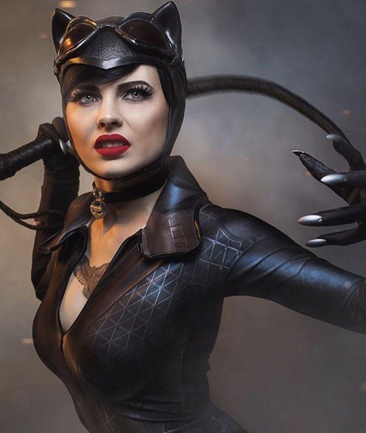 Catwoman cosplay   Catwoman, Best cosplay, Catwoman cosplay