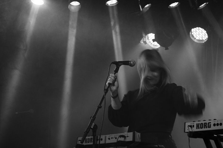Electronic Winter – Musikens Hus – Gothenburg – January 27 2018 – gallery « Release Music Magazine