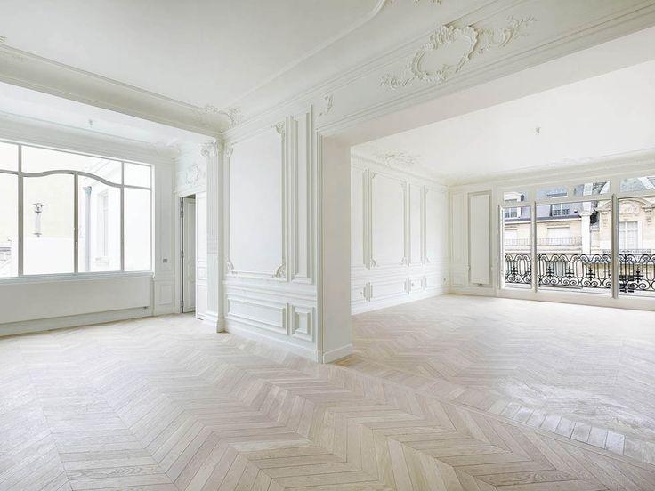 Daniel Féau Immobilier   Le 81 avenue Victor Hugo, Paris XVI Flooring is excellent