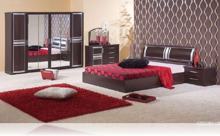 yatak odası halısı modelleri