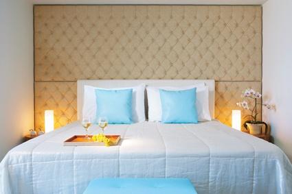 Amirandes Deluxe Guestroom
