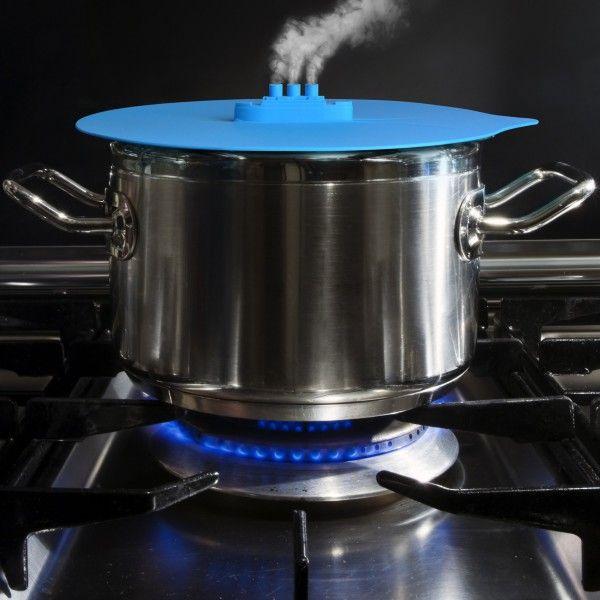 Couvercle Bateau à Vapeur passe en micro-ondes et lave-vaisselle
