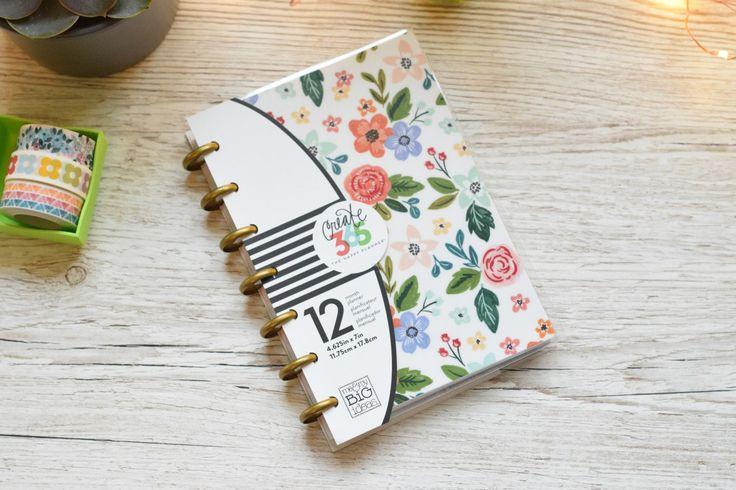 Mini Happy Planner Review   2017 Happy Planner