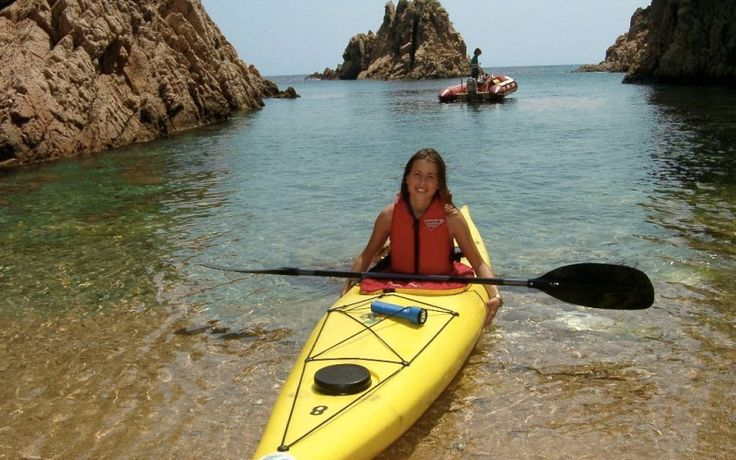 Kayaking is another popular water sport. One of the best spots is Costa Brava, just north of Barcelona.