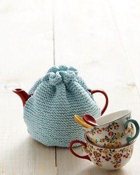 Beginner Tea Cozy | AllFreeKnitting.com