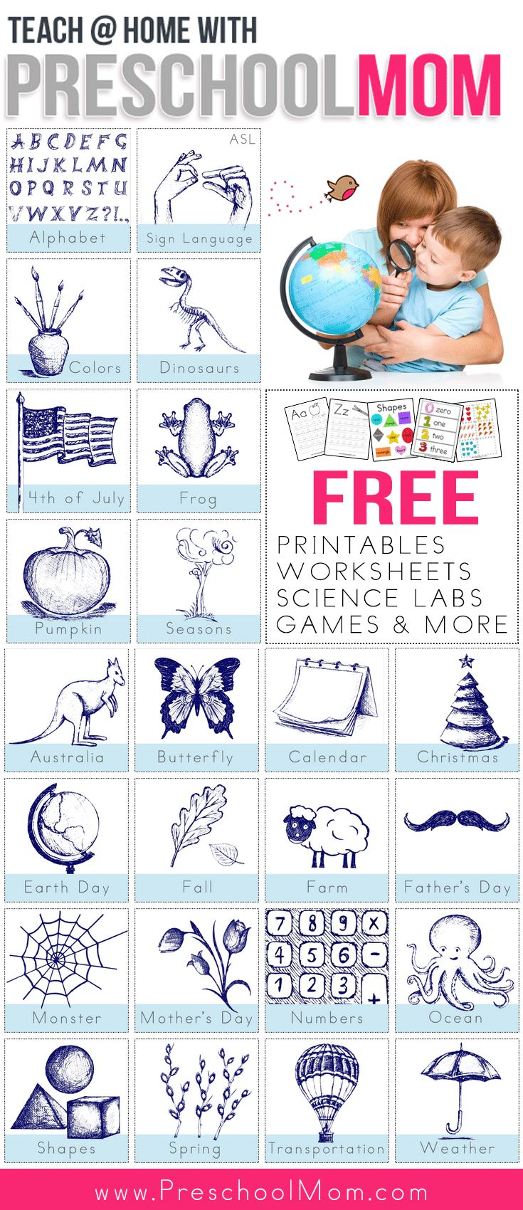 147 best free printables educational images on pinterest free