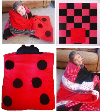 quillow pattern, quillow patterns, lady bug quillow