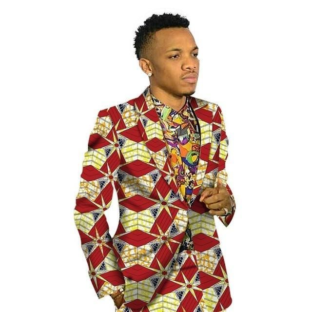 African suit jacket | AfricansAttire.com #BlackPanther #AfricanAttire #Fashion #AfricanPrint #Blazers #Suits #AfricanSuits