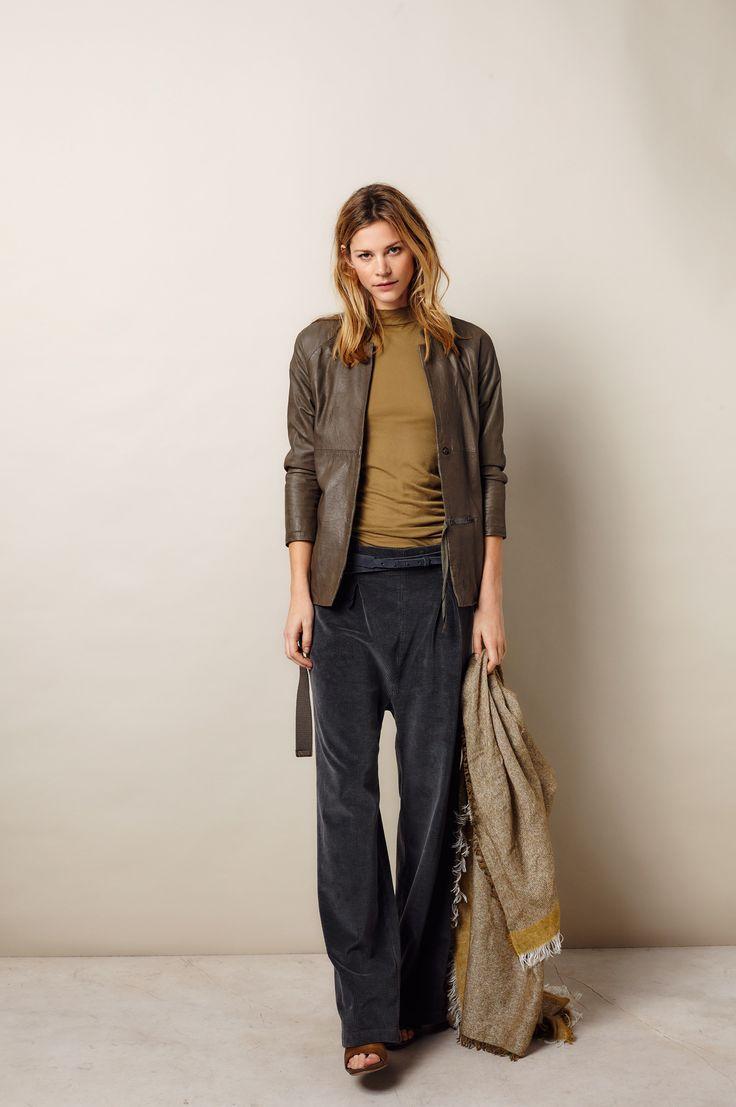 Humanoid, ROX - cord trousers