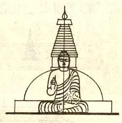 Indian Stupa Proportion