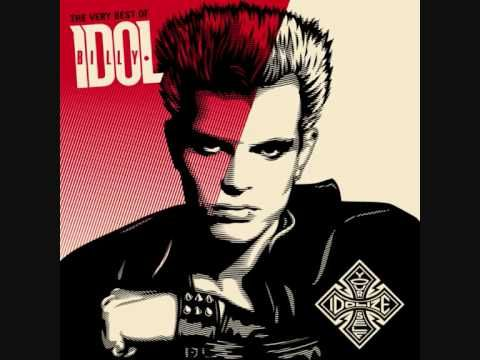 """Billy Idol- """"Rebel Yell"""" hands my friend and I the mic during """"mo mo mo"""" we die and go silent.  Stupid table for two"""