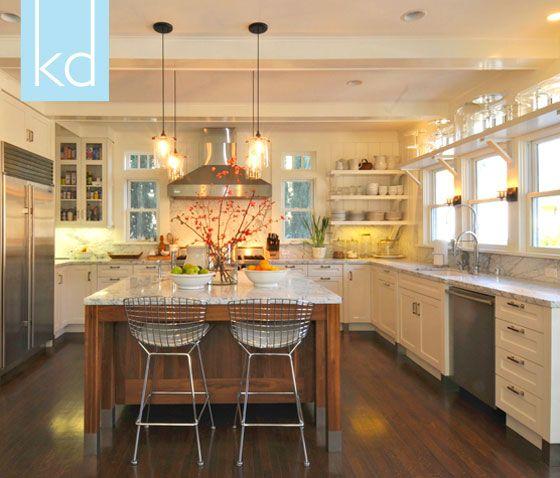 Kitchen Floor Plan Ideas Island