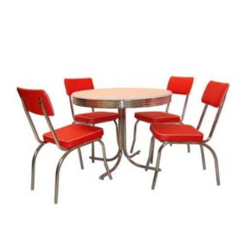 Retro Dining Set   Red At Target!