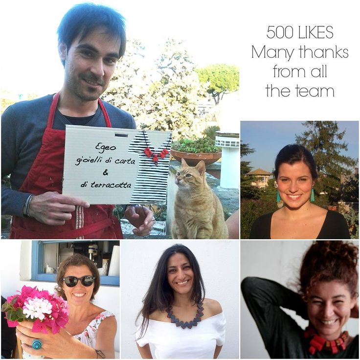 We reached 500 Likes on Facebook!!!  Many thanks from all the team!!!We reached…