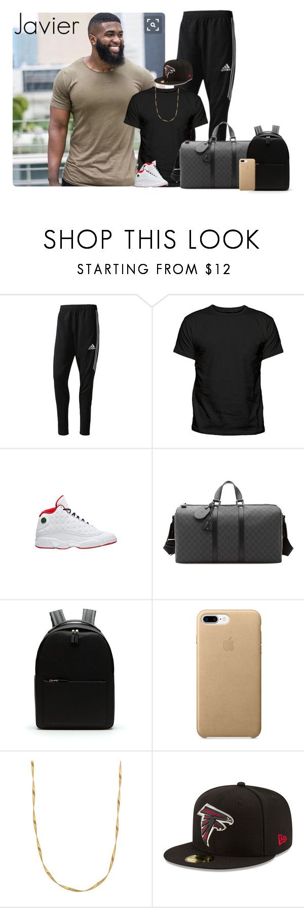 """Flight To Pittsburgh, Pennsylvania For Game On Sunday Against The Steelers (Javier)"" by joisfuturekids ❤ liked on Polyvore featuring adidas, Gucci, Lacoste, Marco Bicego, New Era, men's fashion, menswear and therichfam"