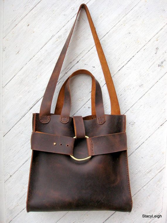 Bolsos - Bags - leather bag