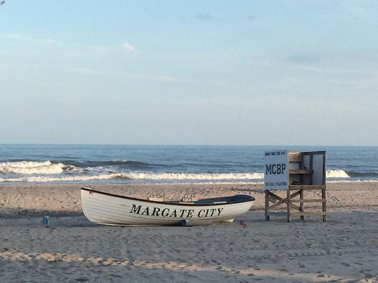 The beauty of Margate. Enjoy one of the beautiful end-of-the-summer Sunday in the Garden State though don't miss the warm water and sunny weather of September at the Jersey Shore. The surfers and paddle boarders are ahead of the wave on the September's fair weather charm. #Margate #GardenStare #NJ #travel #trip #family #friends #vacation #sky #beach #ocean #sea #surf #paddleboard