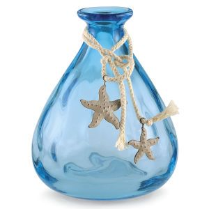 Ocean Blue Vase - Gifts for Life's Special Moments – Personalized, Humorous & Collectible