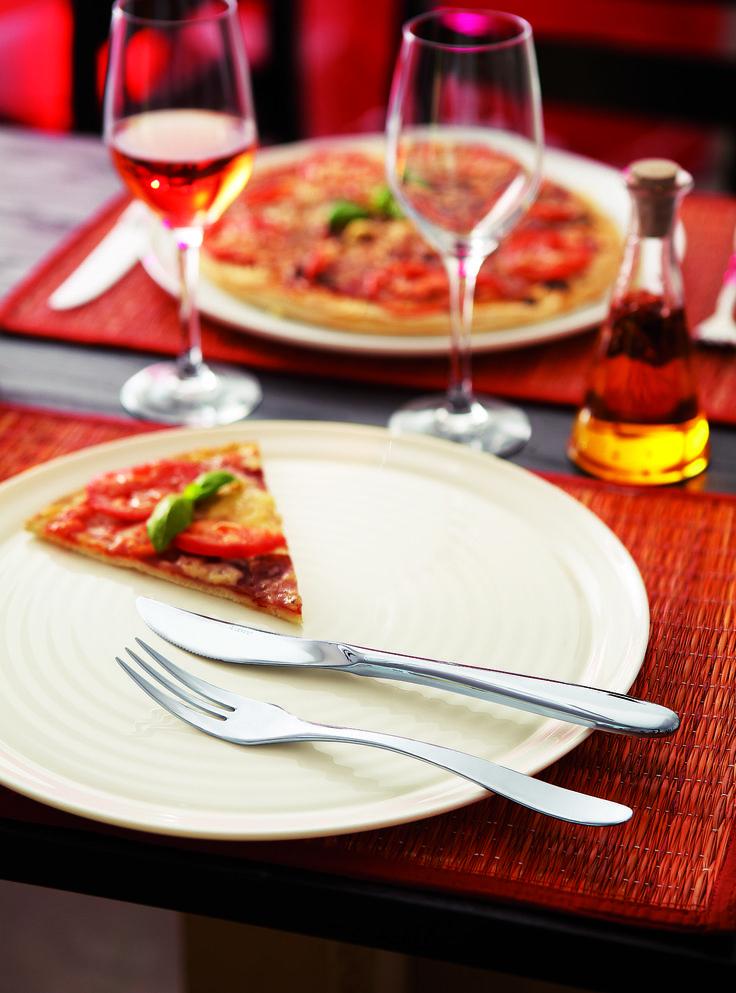 Assiette à pizza INTENSITY