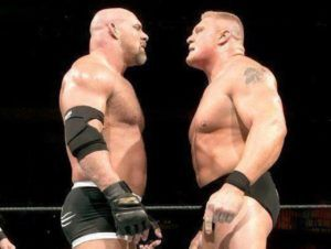 Report: Goldberg returning to WWE, likely to face Lesnar at Survivor Series
