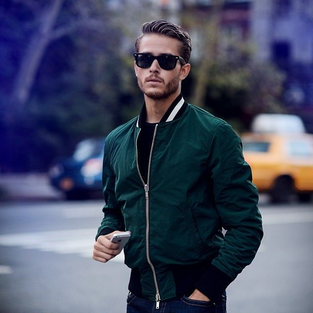 17 Best images about Men's Fashion: Green on Pinterest   Green ...
