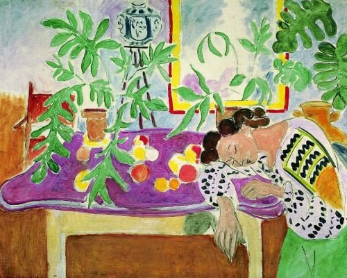 Matisse in Nice: through an open window | That's How The Light Gets In