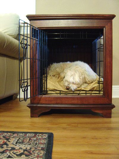designer dog crate furniture ruffhaus luxury wooden mehrgan co avery collection dog crate made of fine wood 118 best our home images on pinterest woodworking gardening and