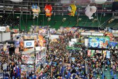こども達には楽しみなイベント次世代ワールドホビーフェア17 Winter福岡大会が今週末に福岡ヤフオクドームで開催 最新最強のゲームホビーメーカーが集まって注目のゲームや人気のホビーで遊べたり親子で楽しめるゲームもあるんだって これだけ沢山のおもちゃが集まるイベントって他にないんじゃないかな 自分の欲しいおもちゃやゲームを見つかるかも() tags[佐賀県]
