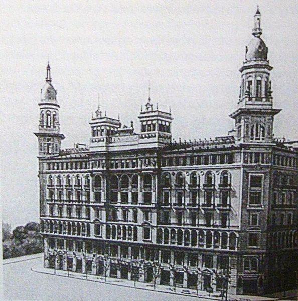 Edificio La Inmobiliaria - 1910