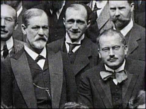 ▶ Sigmund Freud, L'invention de la psychanalyse 1 - YouTube