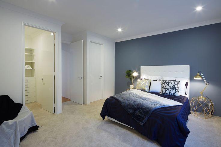 The Kingshurst Master Bedroom