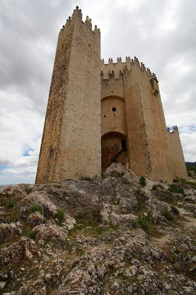 Castillo de Velez-Blanco, Almería, Andalucía, Spain foto de Paco Barranco