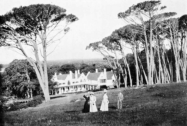 Groote Schuur, Cape Town The Cape Town residence of Cecil Rhodes 1908 | Flickr - Photo Sharing!