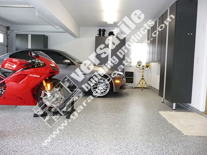 1000 ideas about concrete floor coatings on pinterest for Garage kit beton