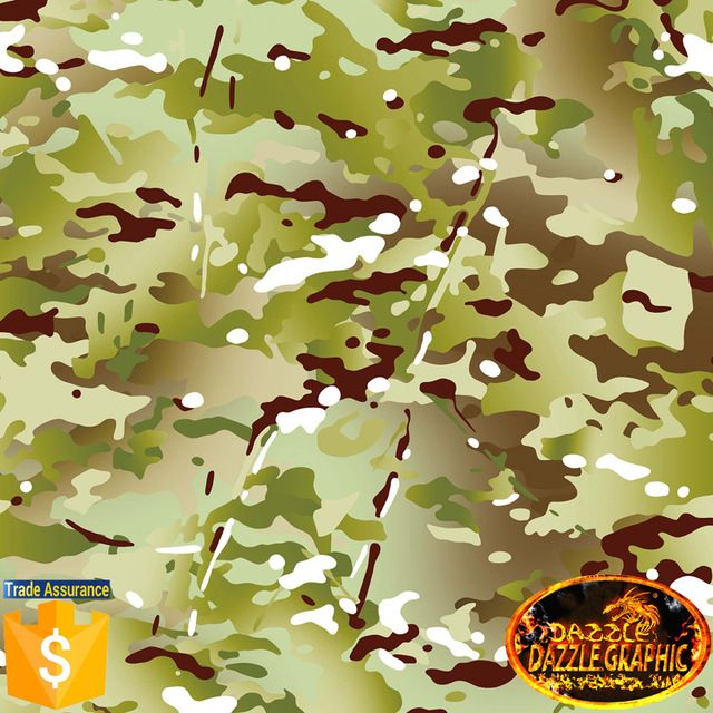 Source New Arrival camoflage stencil DAZZLE GRAPHIC No.DGDAS073 colors of camo hydrographic films Water Transfer Printing Film on m.alibaba.com