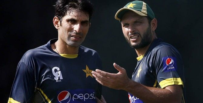Shahid Khan Afridi Set To Be Named For T20 Captain