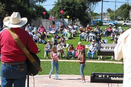 Summer Concert Series at Ramona Garden Park in Grover Beach
